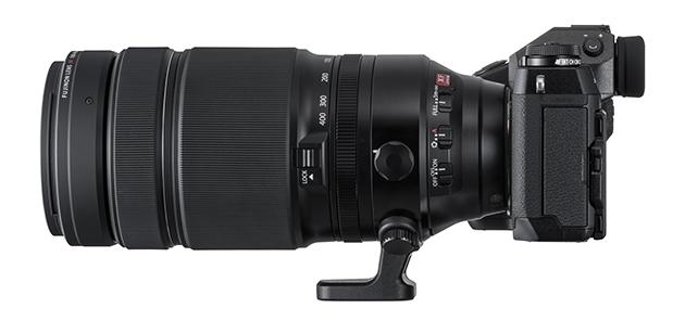 X-H1 LeftSide+XF100-400mm