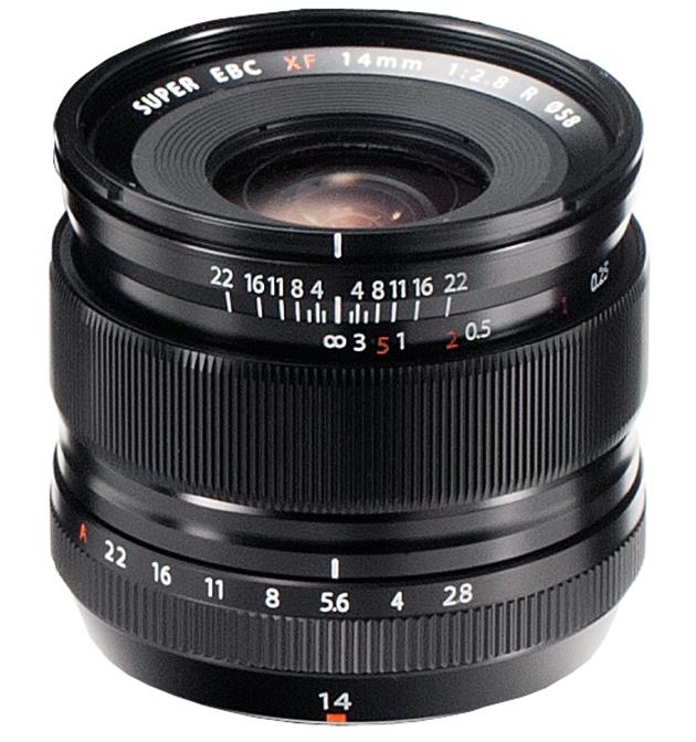 XF Lens_14mmF1.4